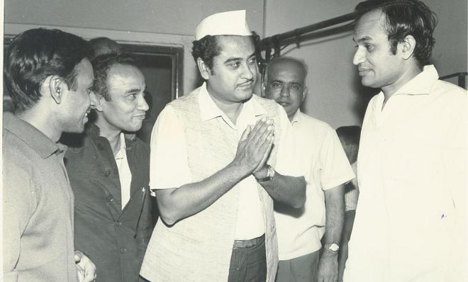 kishore kumar inmarathi