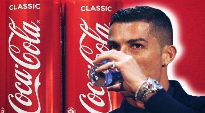 ronaldo coke inmarathi
