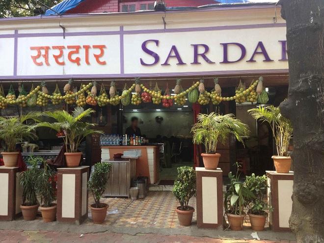 sardar pav bahji inmarathi