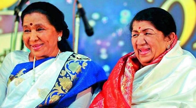 asha bhosle lata mangeshkar inmarathi