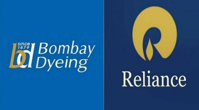 bombay dyeing reliance inmarathi