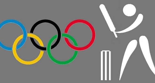 cricket in olympics inmarathi