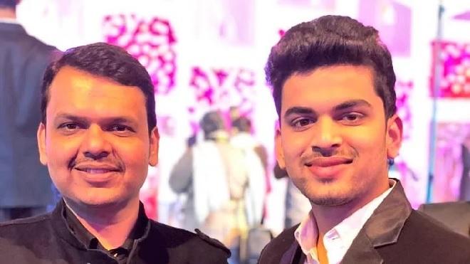 devendra and tanmay fadnavis inmarathi