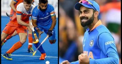 hockey vs cricket inmarathi