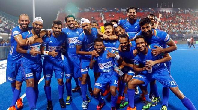 indian hockey team inmarathi