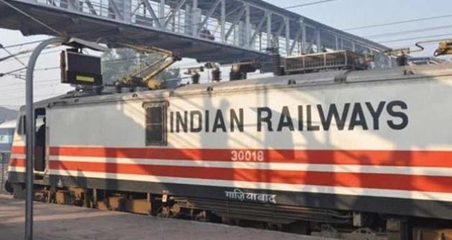 indian railways inmarathi