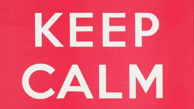 keep calm inmarathi