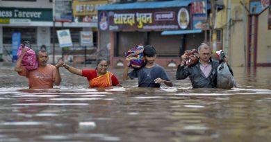 kokan flood image inmarathi