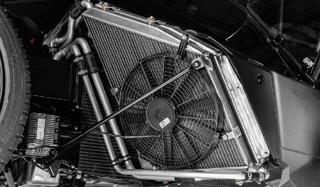 ktm radiator inmarathi