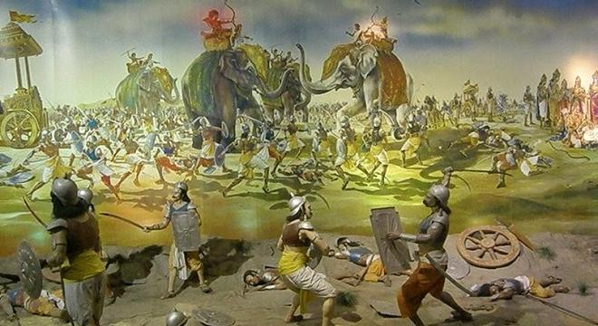 mahabharat battle inmarathi