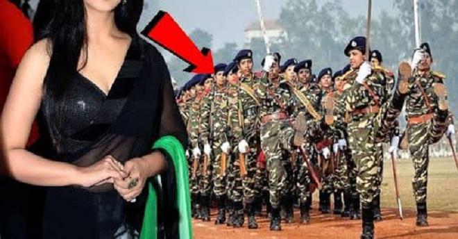 mahie in army inmarathi