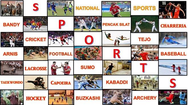 national game InMarathi
