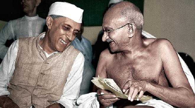 nehru featured inmarathi