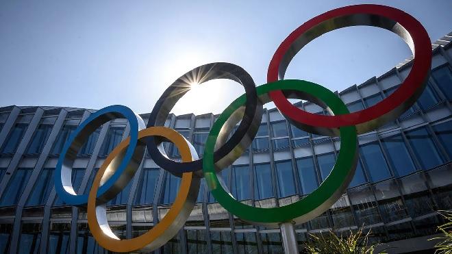 olympics inmarathi