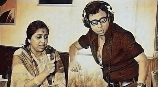 asha bhosle featured inmarathi