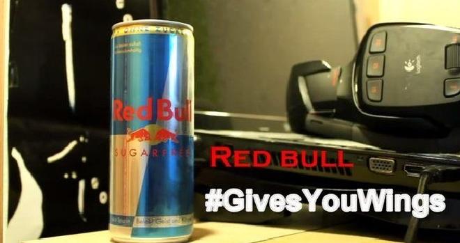 red bull inmarathi