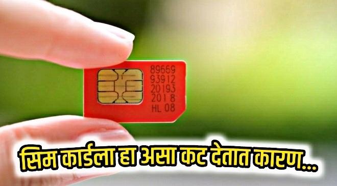 sim card inmarathi