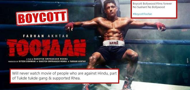 toofaan boycott inmarathi