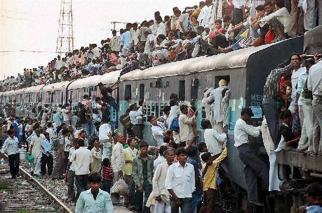 train inmarathi