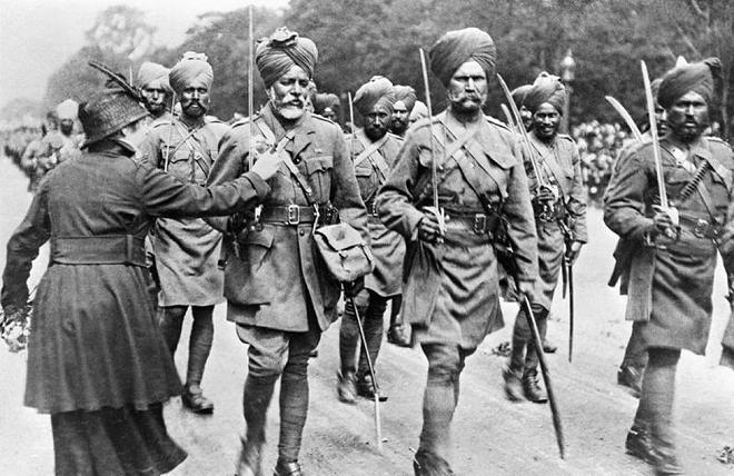 world war 1 inmarathi