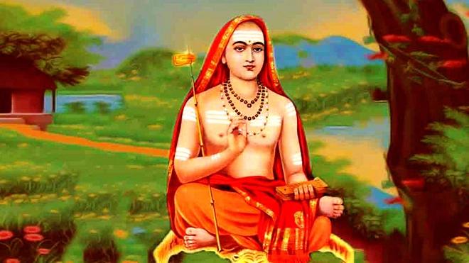 aadi shri shankaracharya inmarathi