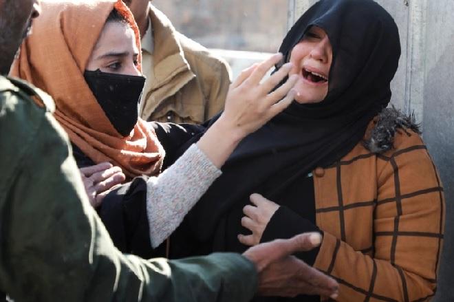 afgan women inmarathi