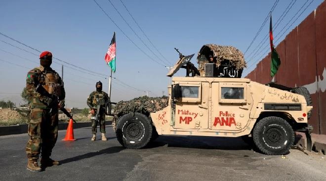afghanistan army inmarathi