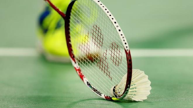 badminton inmarathi
