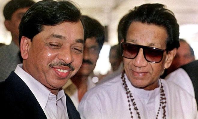 balasaheb and narayan rane inmarathi