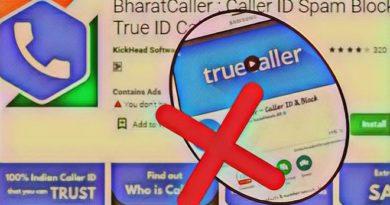 bharat caller vs true caller inmarathi
