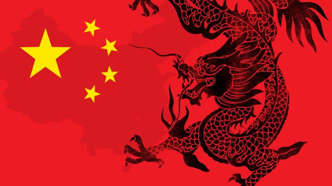 china dragon inmarathi