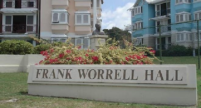 frank worrell hall inmarathi