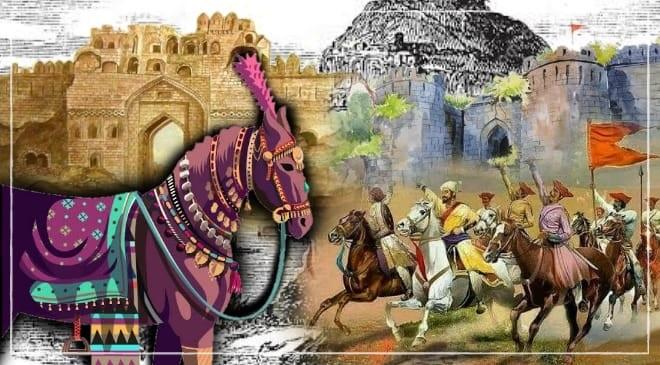 horse inmarathi