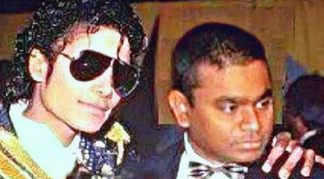 michael jackson and a r rahman inmarathi