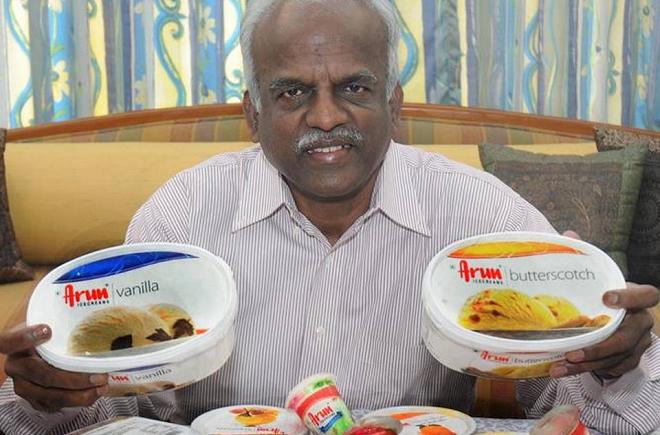 arun ice cream 2 inmarathi