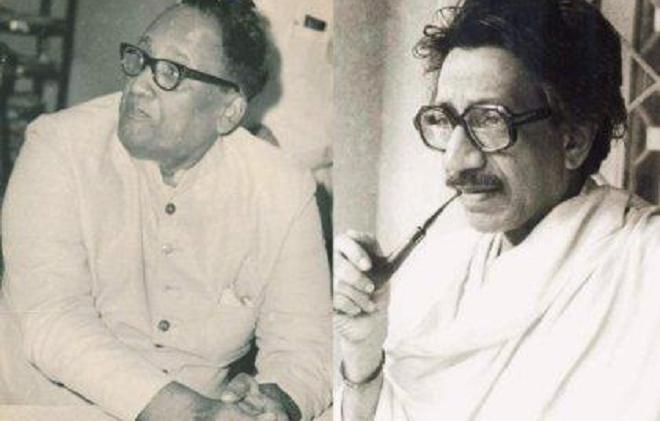 atre and balasaheb inmarathi