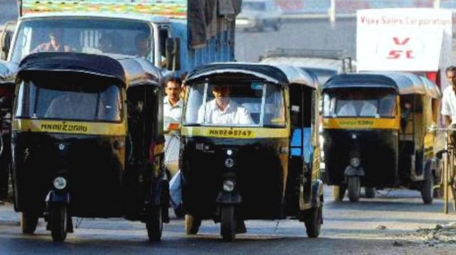 auto rickshaw inmarathi