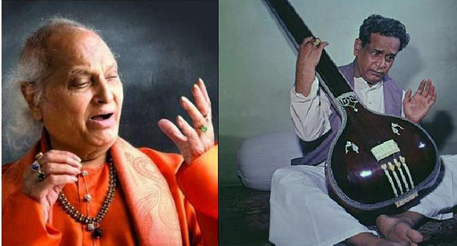 bhimsen ji and jasraj ji inmarathi