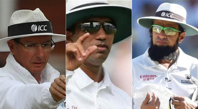 cricket umpires inmarathi