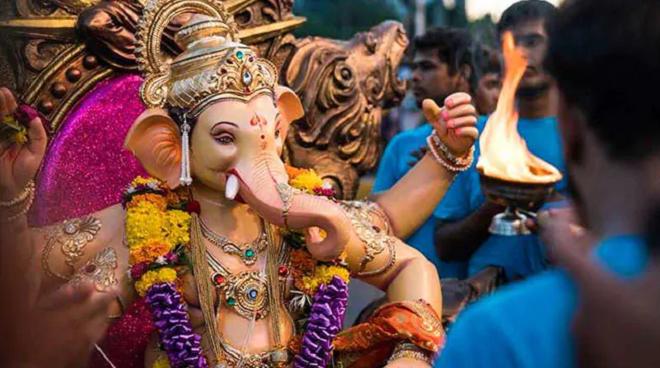 ganpati bappa inmarathi