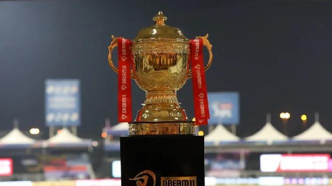 ipl trophy 2021 inmarathi