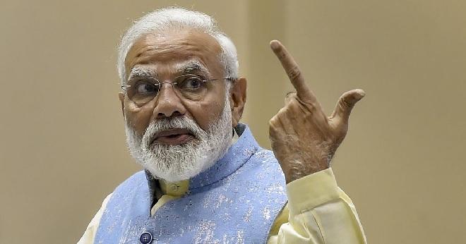narendra modi inmarathi
