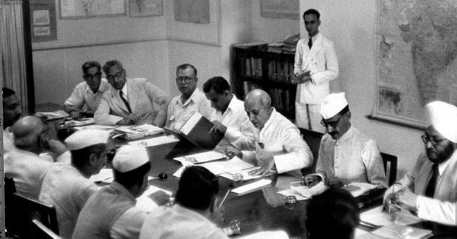 nehru inmarathi