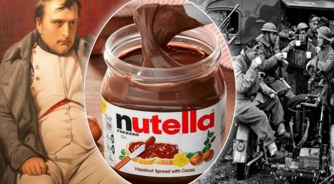 nutella world war inmarathi