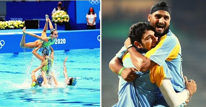 olympic photo inmarathi