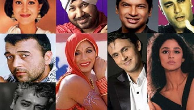 pop singers hindi inmarathi
