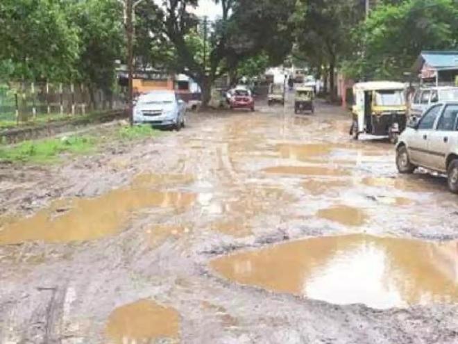 roads inmarathi