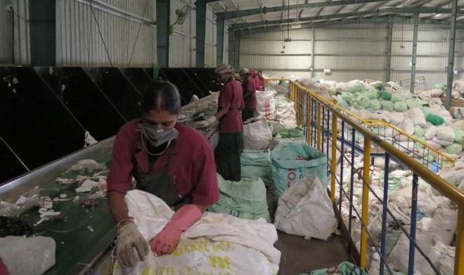 saahas zero waste inmarathi