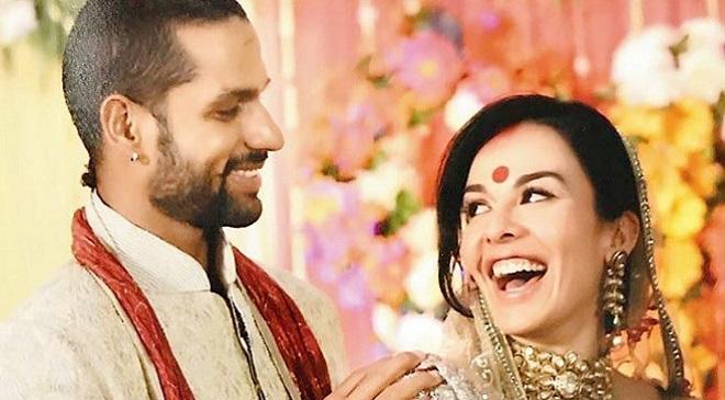 shikhar dhawan likely divorce IM