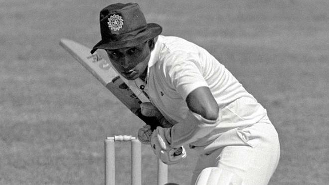 sunil gavaskar batting inmarathi